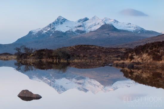 Loch nan Eilean Relfections