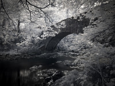 Clappergate Bridge - Infrared Hoya R72