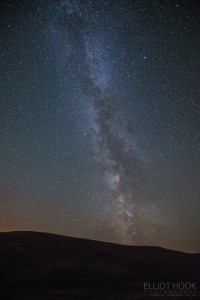 Snowdonia Milky Way