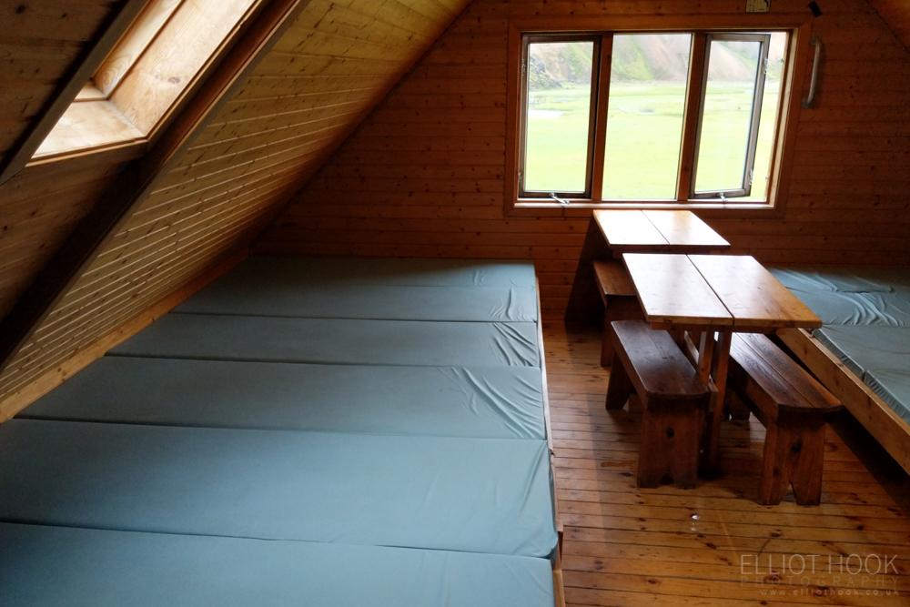 Laugavegur-landmannalaugar-hut-rooms