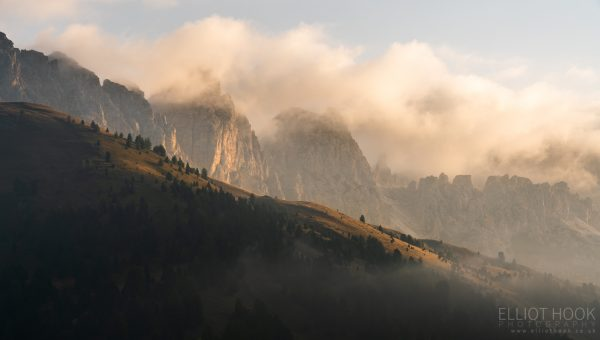 Dolomites Sella Pass